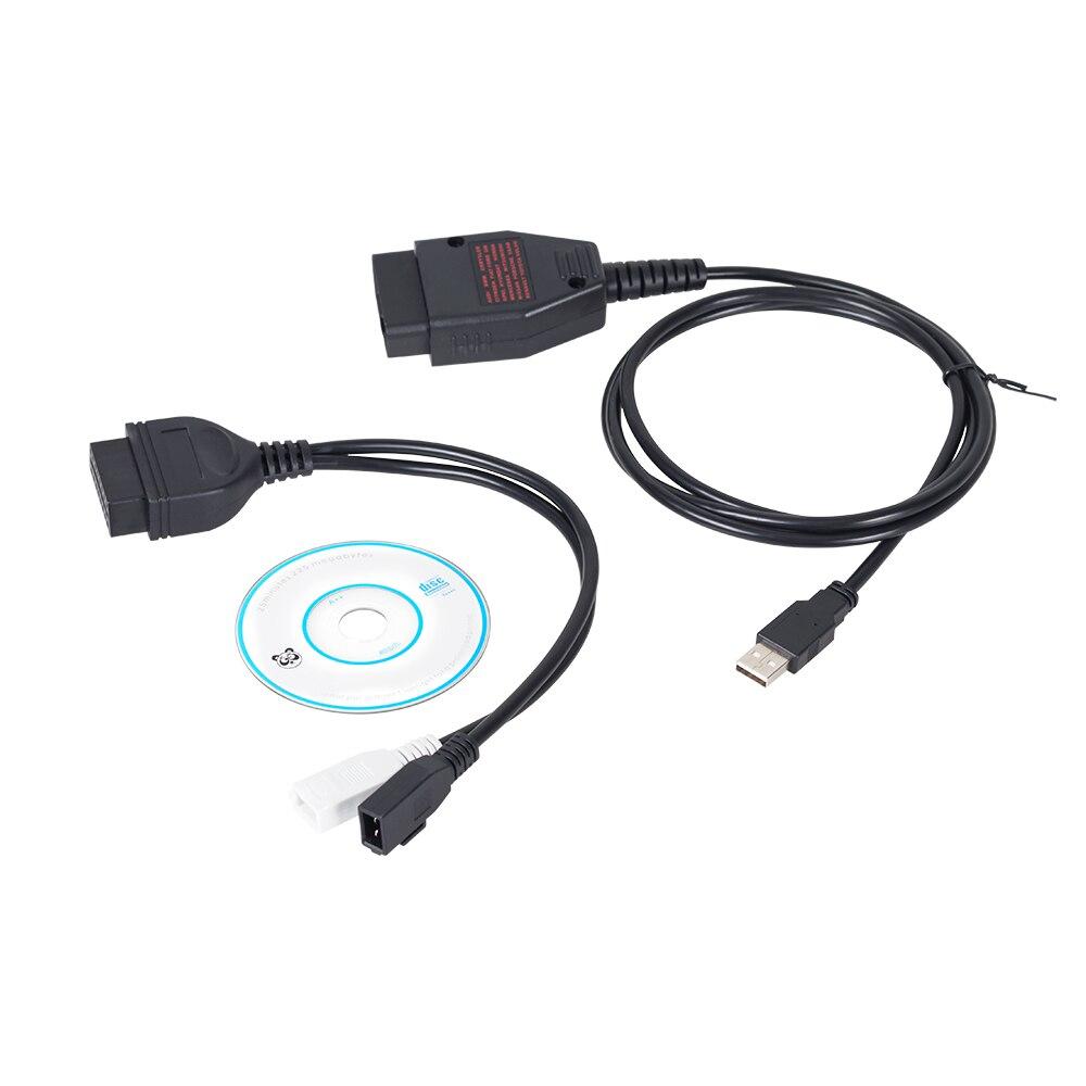 Galletto 1260 ECU Chip Tuning Tool EOBD/OBD2/OBDII Flasher ...