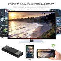 5G Wireless WiFi HDMI Dongle Video Adapter to TV for iPad for iPhone X Xs Max XR 5 6 7 8 Plus for Samsung S8 S9 Note 8 Android