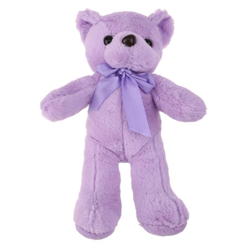 33cm Small Cute Teddy Bears Stuffed Animals Soft Plush Toys Cute Bear Plush Toy Home Desktop Decorative for Baby Doll Toy Gift fancytrader biggest in the world pluch bear toys real jumbo 134 340cm huge giant plush stuffed bear 2 sizes ft90451