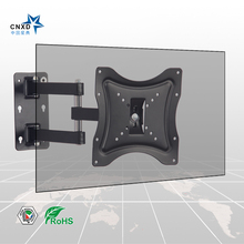 "CNXD Articulating Retractable Full Motion TV Wall Mount Swivel Stand TV Bracket for Plasma Flat LED TV 14""-32"" VESA 200*200"