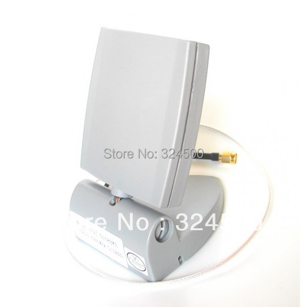 Discount Remote Control 12dBi 5.8Ghz High Gain Panel Patch Antenna SMA Audio Video AV Wireless Receiver FPV RC Airplane UAV 5.8G
