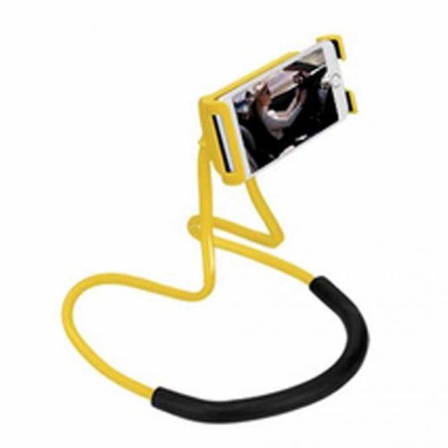 Flexible Lazy Phone Holder Necklace