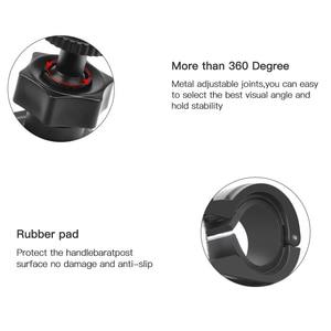 Image 5 - לירות O צורת מהדק כידון הר עבור GoPro גיבור 9 8 7 6 5 שחור Xiaomi יי 4K Sjcam sj4000 Eken רכיבה על אופניים Pro עבור 9 אבזר