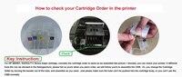hp officejet YOTAT (No chip) CISS Ink Cartridge for HP953 HP 953 HP954 HP 954 HP952 HP 952 hp955 956 for Officejet Pro 8730 8740 8735 8715... (3)