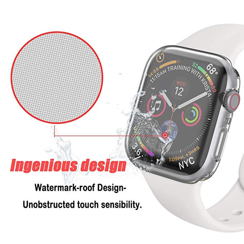 ASHEI-For-Apple-Watch系列-4-Case-44mm-40mm-Soft-Slim-Full-Around-Protective-iWatch-4(1)