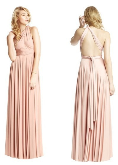 New Elegant Bridesmaid Dress Over 15 Ways To Wrap Formal Evening