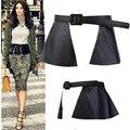 Мода нового прибытия рябить юбка баски пояс украшения юбка ремень chromophous x72