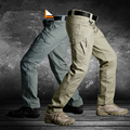 IX9 Tactical Cargo Pants SWAT trousers combat multi-pockets helikon pants trainning overalls men's cotton pants