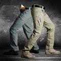 IX9 calças Tactical Calças Cargo SWAT combater calças multi-bolsos calças helikon trainning macacões calças de algodão dos homens