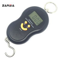 ZARSIA Electronic Tension Calibrator with LCD Digital Display Manual Tennis Badminton Racket String Tools Tension Rang TCG 300
