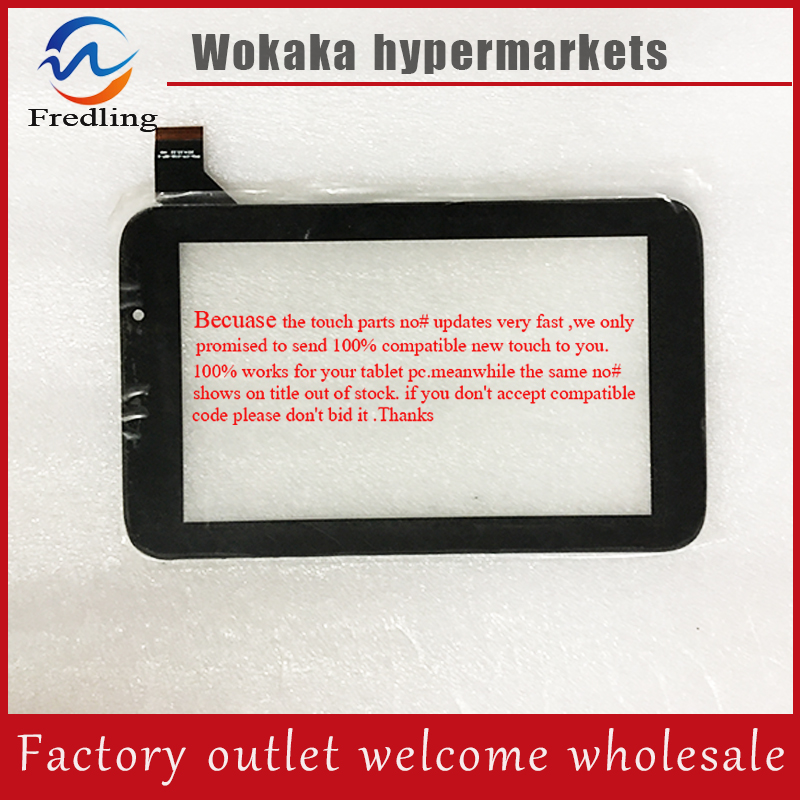 Original New 7 inch Tablet touch screen FPCA CTP 0700 057 2 Touch panel Digitizer Glass