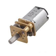 UXCELL 60RPM 6V 0.3A High Torque Mini Electric DC Geared Motor for Robot DIY Hot Sale