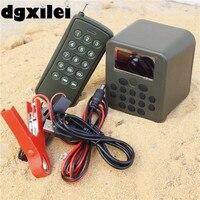 Bird Caller Mundi Sound Predator Game Caller 50W 150dB DC 12V Hunting Decoys Speaker MP3 Player