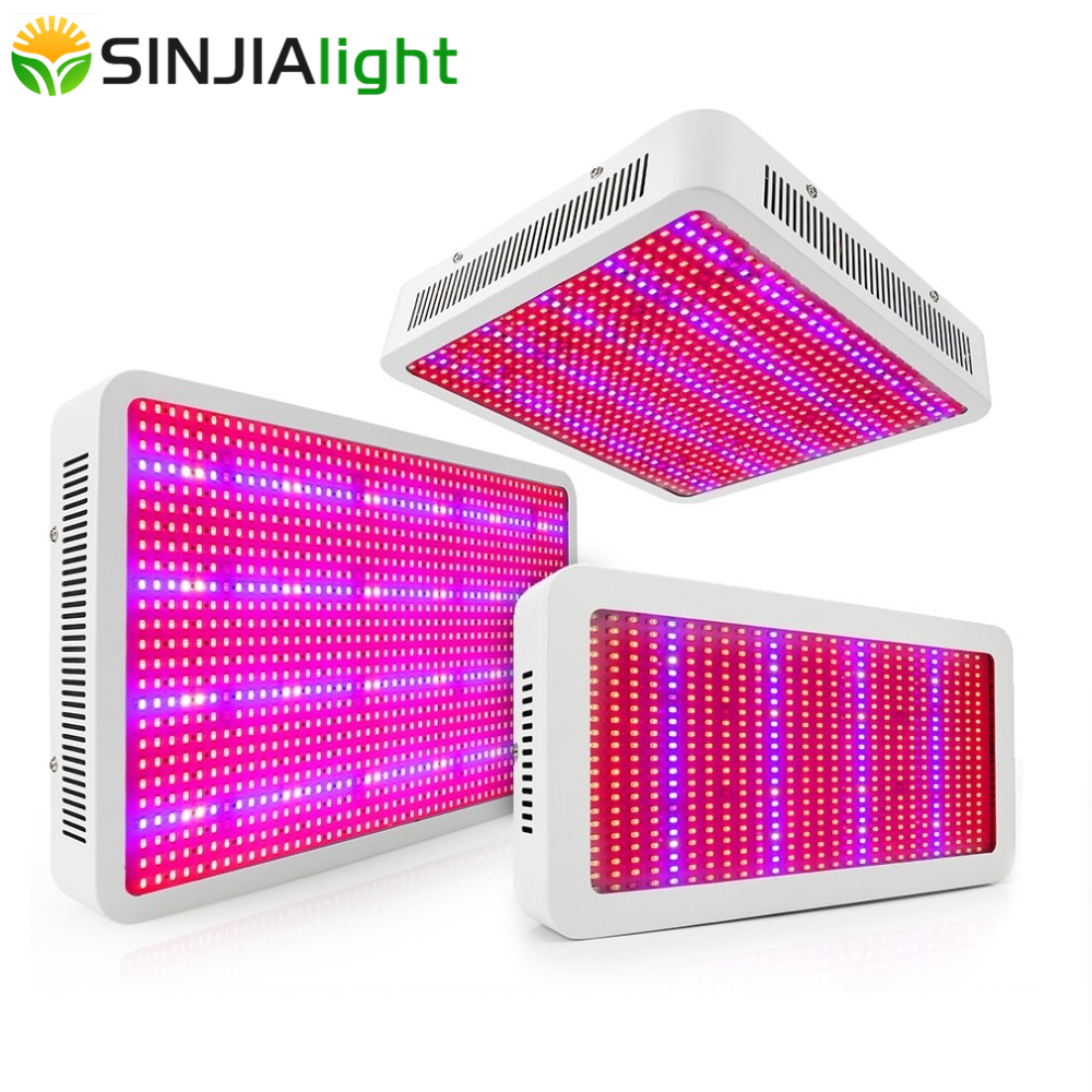 25W 300W 400W 600W 800W 1000W 1200W LED Grow Light Full Spectrum Growth Lamp For Plants Indoor Flower Greenhouse Grow Tent