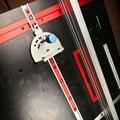 Торцовочная пила/фрезерный станок Калибровочная Пильная линейка; Деревообработка DIY Инструменты