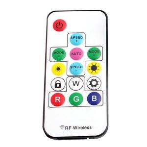 Image 3 - Светодиодный контроллер RGB 12 В постоянного тока, 14key mini WS 2812 b 2811 rgbw rgbww пульт дистанционного управления, светильник SP103E 2835 5050, светильник, Волшебный дом