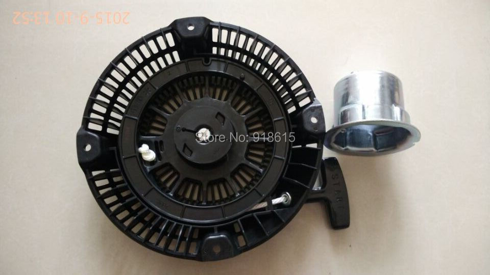ROBIN EX40 recoil starter ,gasoline engine part  20B-50301-H0 барабан к галтовке robin 20