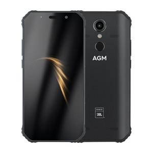 Image 1 - AGM A9 堅牢 Android のスマートフォン 4 ギガバイト 64 ギガバイト 5.99 インチ 18:9 携帯電話防水 5400mAh 携帯電話 IP68 オクタコアデュアル SIM NFC