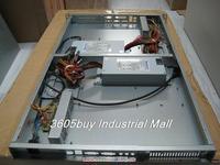 Новый Топ 1U760 двойной платы компьютера случае сервер компьютерный корпус для промышленного компьютера Близнецы случае чехол для ноутбука н