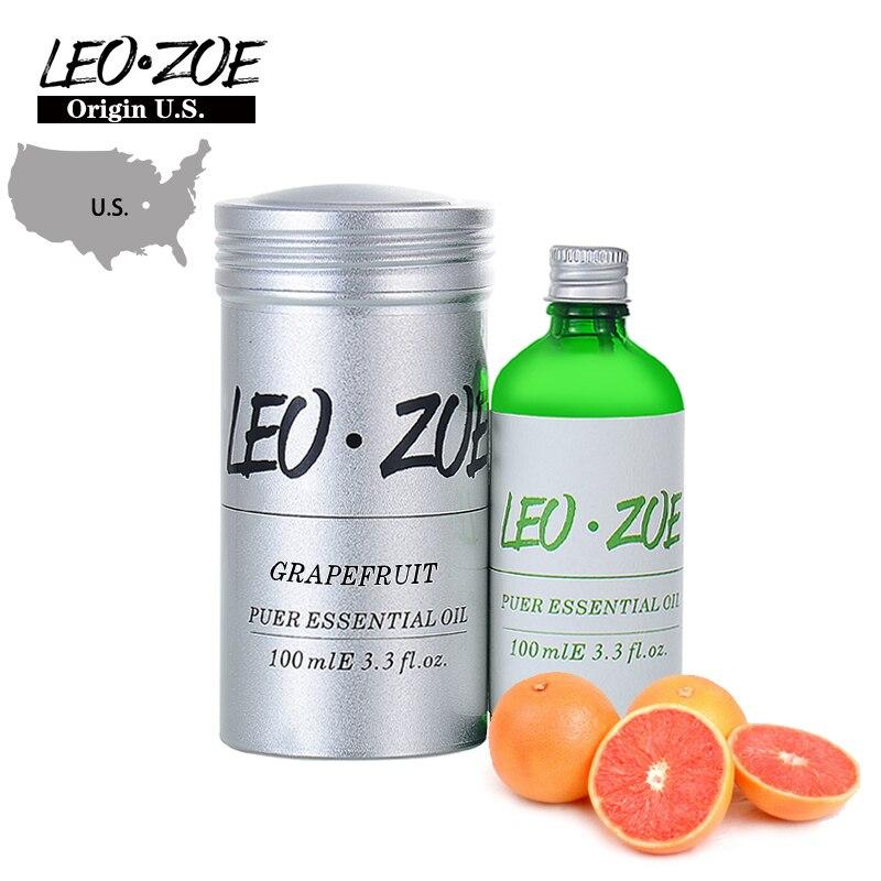 LEOZOE Grapefruit Essential Oil Certificate Origin US Authentication Grapefruit Essential Oil 100ML Oleo Essencial authentication protocols