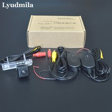 Lyudmila Wireless Camera For Mercedes Benz SLK R171 2004~2011 Car Rear view Camera / HD Back up Reverse Camera CCD Night Vision