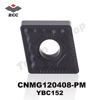 Zcc ct ybc152 cnmg120408 pm for steel semi finishing turning inserts plate cnc lathe cutting tool.jpg 200x200