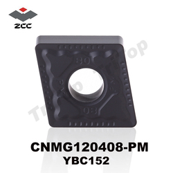 Zcc ct ybc152 cnmg120408 pm for steel semi finishing turning inserts plate cnc lathe cutting tool.jpg 250x250