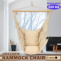 Nordic Style Hammock Outdoor Indoor Dormitory Bedroom For Child Adult Swinging Hanging Chair Hammock