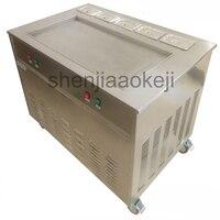 상업 튀김 얼음 기계 튀김 아이스크림 롤 기계 JS-S86T5F 타이어 튀김 롤 아이스크림 기계 220 v/50 hz 3200 w 1 pc