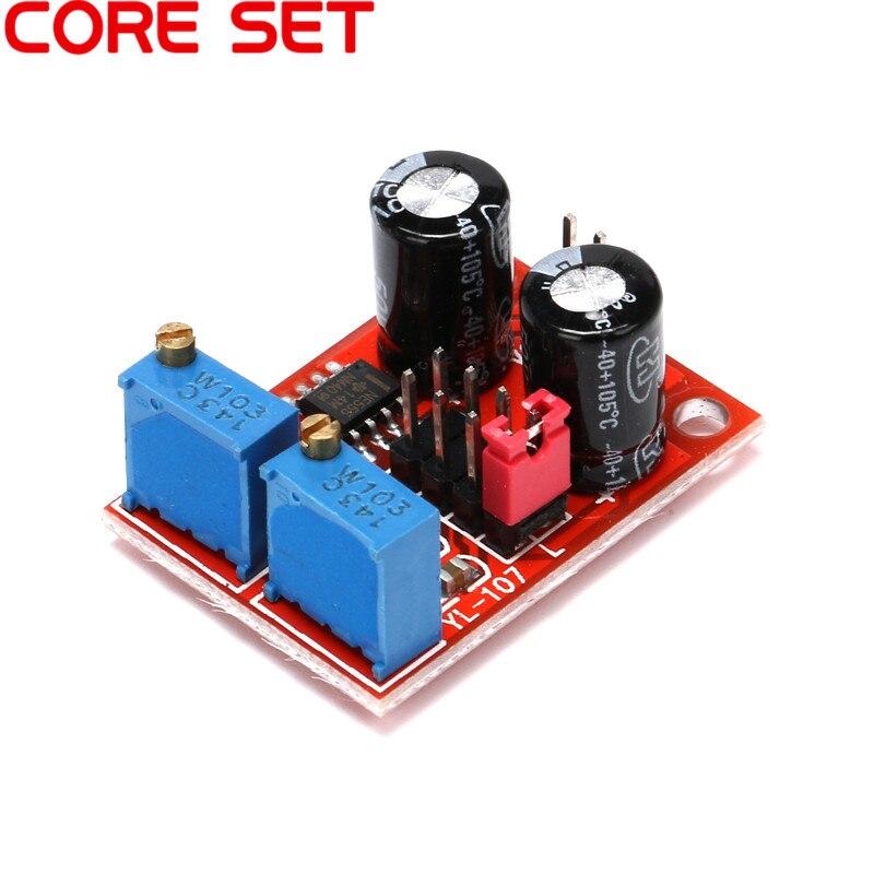 1 Pcs Ne555 Pulse Frequenz Duty Zyklus Einstellbare Module Platz Welle Signal Generator Hohe Qualität Zu Verkaufen