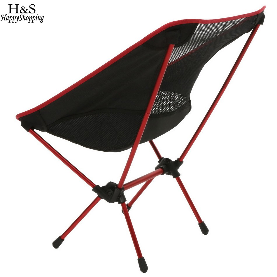 Ultralight Folding Camping Chair Portable Beach Fishing Chair Outdoor Travel Picnic Festival Hiking Backpacking Lightweight Furniture Outdoor Furniture