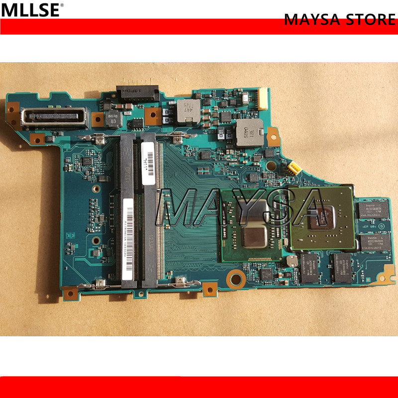 VPCZ VPCZ1 MBX-206 Laptop motherboard For Sony MBX 206 mainboard i5 Discrete graphics 100% Tested