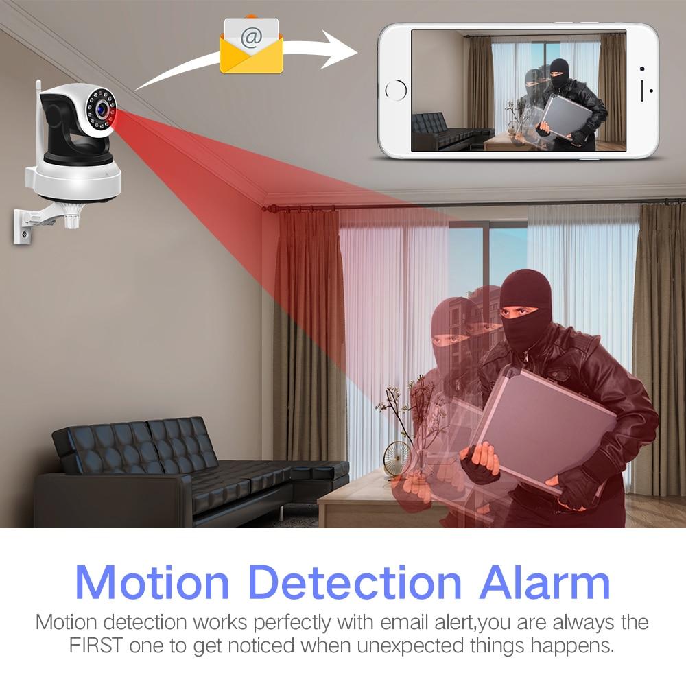 Indoor Surveillance Webcam Home