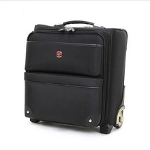 Swiss army knife trolley luggage bag travel bag soft box 16 luggage male small
