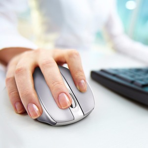 Image 4 - VicTsing Senza Fili 2.4G Del Mouse Mobile Mouse Ottico con Ricevitore USB 5 DPI Regolabile Livello 6 Bottoni per Notebook PC