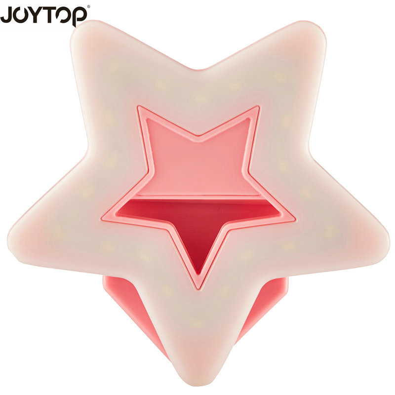 JOYTOP 2018 Pentagram forma Selfie Light Portable Flash Led Cámara - Cámara y foto