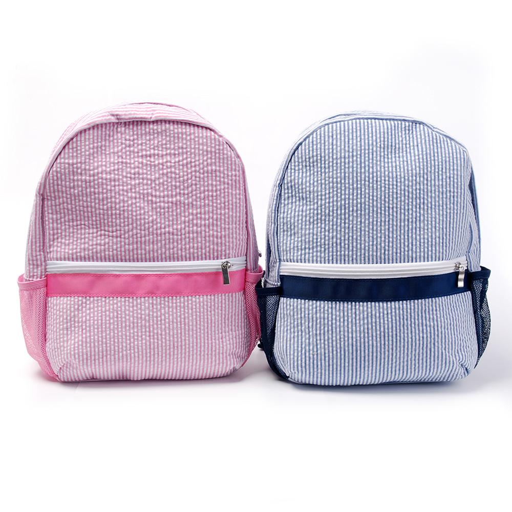 Kids seersucker backpack (7)