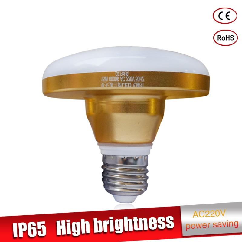 UFO E27 LED Lamp 220V 230V High Bright LED Bulb 15W 20W 24W 36W 55W LED Corn Light SMD 5730 No Flicker Chandelier Light цена