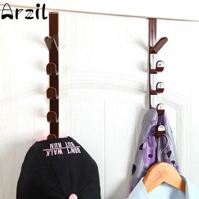 Storage Holder Rack Organizer Hanging Cupboard Door Cabinet Back