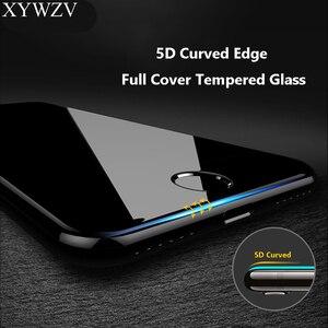 Image 3 - XYWZV 5D Full Glue Tempered Glass For OPPO R17 Pro Screen Protector For OPPO R17 Pro Protective Film For OPPO R17 Pro Glass Film