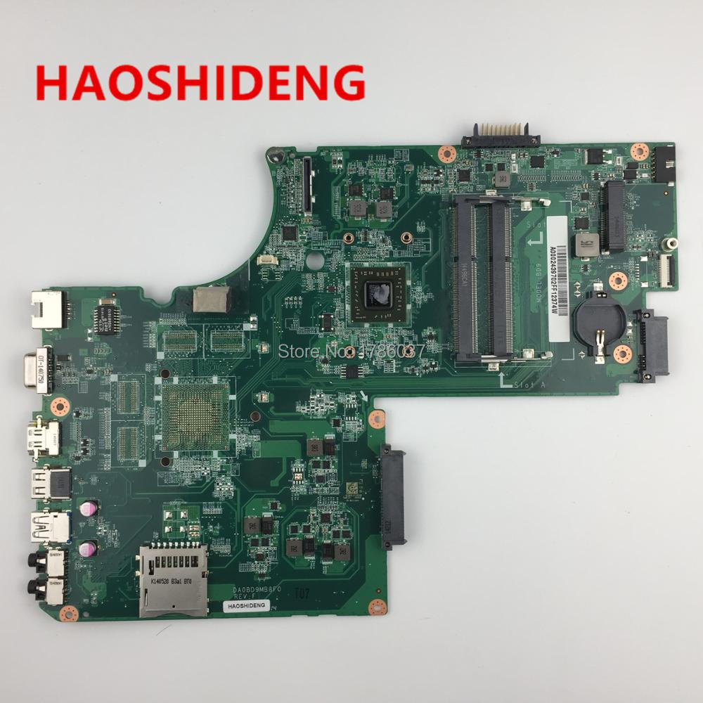 A000243970 DA0BD9MB8F0 for Toshiba Satellite C70D C75D C70D-A C75D-A Motherboard with A6-5200 cpu.All functions fully Tested ! v000138700 motherboard for toshiba satellite l300 l305 6050a2264901 tested good