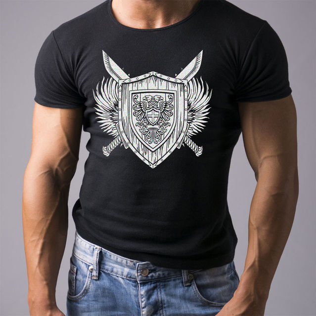 quality design 07e79 cd47c US $12.89 14% OFF|MMA KAMPF FITNESSSTUDIO BODYBUILDING T Shirt BESTES  TRAININGER KLEIDUNG Men'S T Shirts Summer Style Fashion Swag Men-in  T-Shirts ...