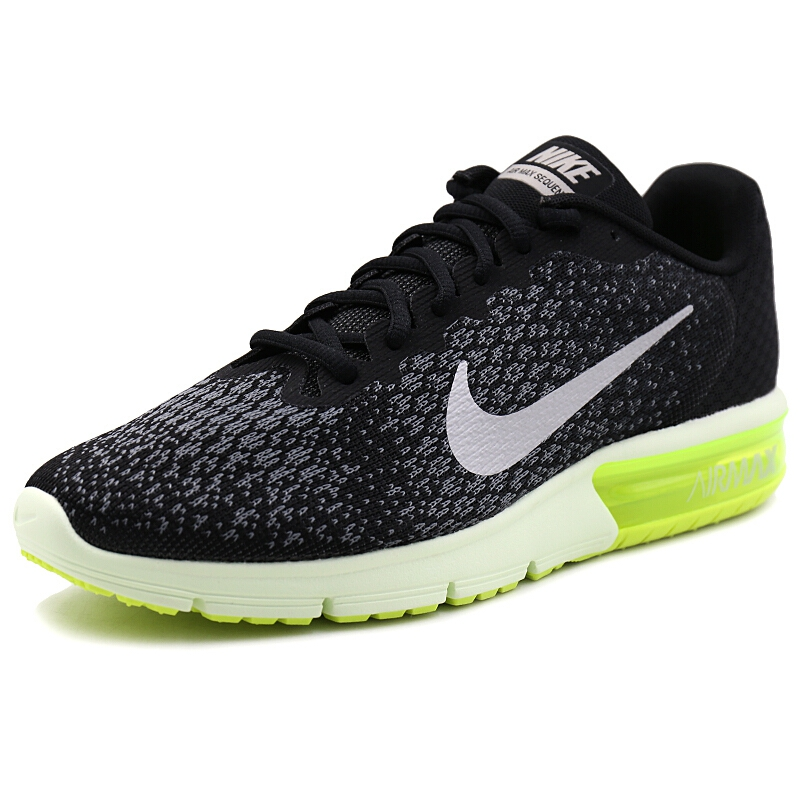 Original New Arrival 2018 NIKE AIR MAX SEQUENT 2 Men's Running Shoes Sneakers