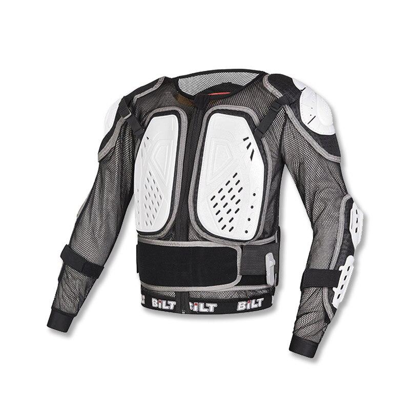 Veste de moto Protection armure vestes Protection Motocross vêtements protecteur protecteur arrière course veste complète du corps