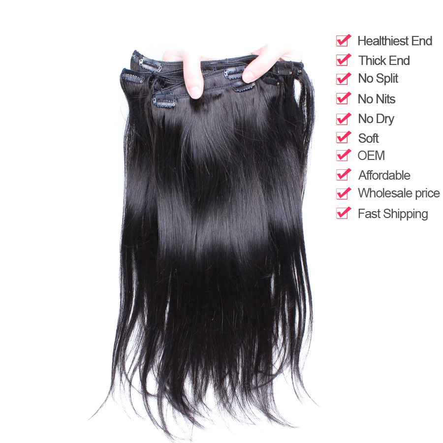 Straight-Clip-In-Human-Hair-Extensions-Peruvian-Straight-Virgin-Human-Hair-7pcs-set-120g-Double-Strong (1)