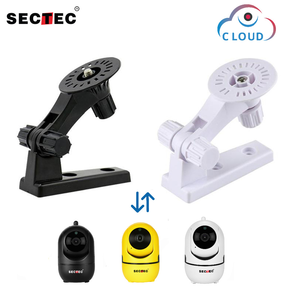 SECTEC Wall Bracket For Amazon Cloud Storage Camera 291 Series Wifi Cam Home Security Surveillance IP Camera For APP-YCC365
