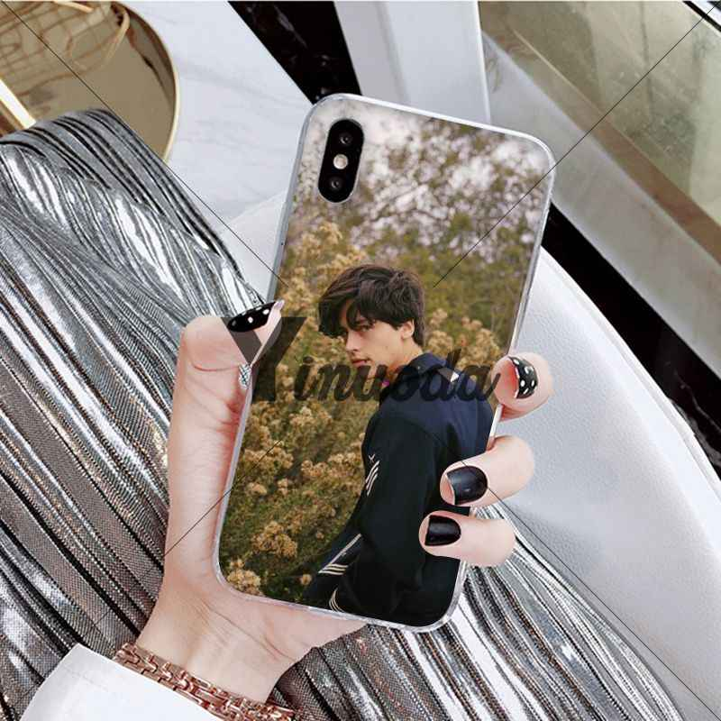 riverdale cole sprouse Jughead Jones Soft Silicone TPU Phone Cover for Apple iPhone 8 7 6 6S Plus X XS MAX 5 5S SE XR Cover