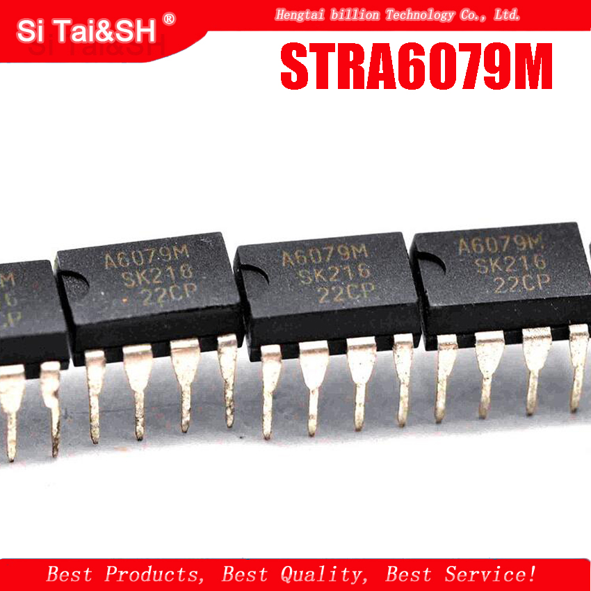 5pcs STRA6079M DIP 7 A6079M DIP7 STR A6079M A6079 DIP new original-in Integrated Circuits from Electronic Components & Supplies