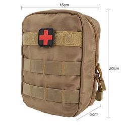 tactical first aid bag medical emt pouch outdoor emergency military utility ifak pack outdoor travel.jpg 250x250