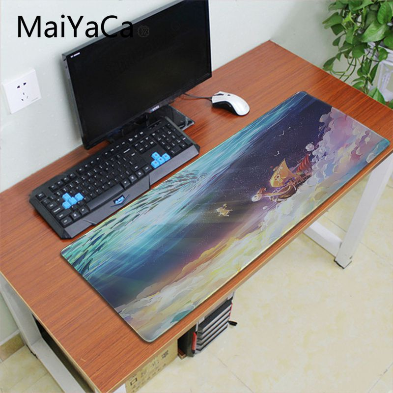 ALI shop ...  ... 33007748377 ... 3 ... Maiyaca one piece japan anime Rubber Mouse Mat Pad alfombrilla gaming mouse pad xxl Speed Keyboard Mouse mat Laptop PC desk pad ...